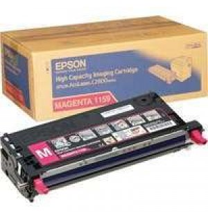 S051159 Тонер-картридж Epson ALC2800/ C2800N  High Capacity Magenta (6000стр.)
