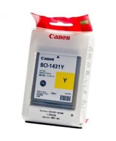 BCI-1431 Y [8972A001]  Картридж Canon желтый для W6200/W6400P (130 ml)