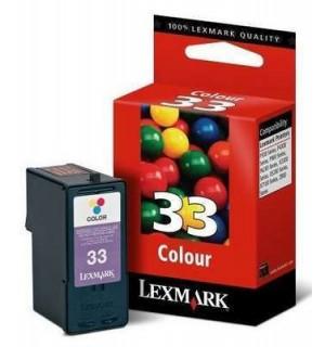 18CX033E / 18C0033 №33 Картридж для Lexmark Z815, X5250, P915/ P450/ P4350/ P6250/ P6350/ X3330