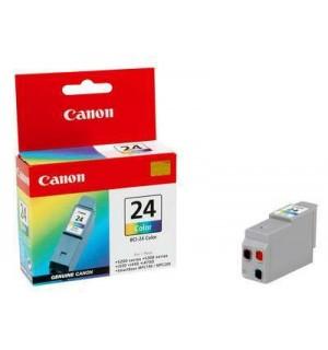 Уцененная цветная чернильница Canon BCI-24C [6882A002]
