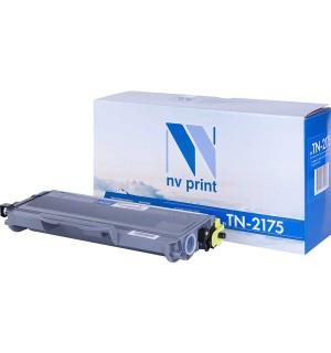TN-2175 Cовместимый Картридж NV Print для Brother HL-2140R/ 2150NR/ 2170WR/ DCP-7030R/ DCP-7032R/ DC