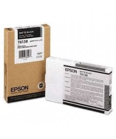 T6138 / T613800 Картридж для Epson Stylus Pro 4400/ 4450/ 4800/ 4880, Mate-Black (110мл.)