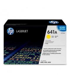 Уцененный желтый картридж HP C9722A HP 641A для HP Color LJ