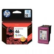 CZ638AE HP 46 Картридж цветной для Deskj...
