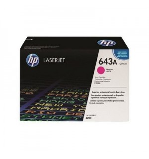 Q5953A / Q5953AC HP 643A Картридж для HP Color LJ 4700 Magenta (10000 стр.)