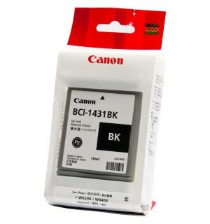 BCI-1431 Bk [8963A001]  Картридж черный для Canon W6200/W6400P (130 ml)