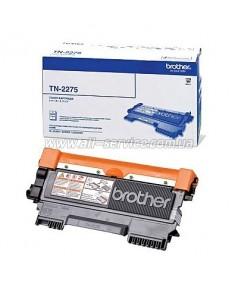 TN-2275 Картридж Brother для HL-2220/ 2230/ 2240/ 2242/ 2250/ 2270/ 2275/ 2280/ Fax-2845/ 2940/ DCP-7060/ 7065/ 7070/ MFC-7360/ 7362/ 7460/ 7860 (2600 стр.)