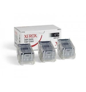 008R12941 Скрепки (3X5K) для HCF,MFF и п/авт. XEROX WCP 52xx/56xx/4150/7xx/C2128/./3545/ 232/.../275 /Ph5500/5550/7760 /DC2xx