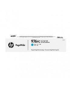 L0S29YC HP 976YC Kартридж HP Cyan (Голубой) для HP Pagewide P55250dw/MFP P57750dw (1600