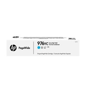 L0S29YC HP 976YC Kартридж HP Cyan (Голубой) для HP Pagewide P55250dw/MFP P57750dw (16 000 стр.)