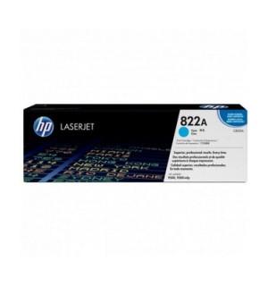C8551A №822A Картридж голубой для HP Color LaserJet 9500 серии  Cyan (25000 стр.)