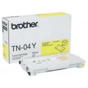 TN-04Y Желтый тонер-картридж для Brother...