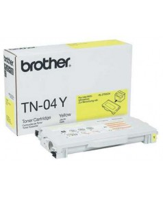 TN-04Y Желтый тонер-картридж для Brother MFC-9420CN/ HL-2700CN (до 6600 страниц при 5% заполнении)