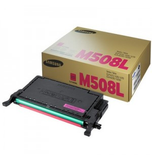 CLT-M508L Картридж Samsung к принтерам CLP-620/ 670/ SCX-6220FX  (пурпурный) , (Ресурс: 4000стр.)