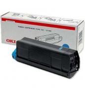 42127490/42127407 Тонер-картридж голубой  для OKI C5100 / C5200 / C5300 / C5400 (5000 стр)