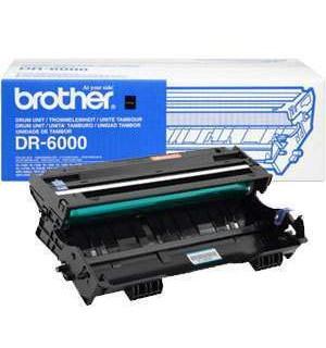DR-6000 Барабан Brother для DCP-1200/ 1400/ HL-1030/ 1230/ 1240/ 1250/  1430/ 1440/ 1450/ 1470/ HL-P2500/ 2600/ Fax-4100/ 4750/ 5750/ 8350/ 8360/ 8750/ MFC-8350/ 8700/ 8750/ 9600/ 9700/ 9750/ 9760/ 9800/ 9850/ 9860/ 9870/ 9880 (20000 стр.)