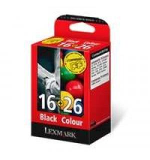10N0016+10N0026= 80D2126 Набор картриджей для Lexmark Z13/ Z23e/ Z25/ Z33/ Z35/ Z515/ Z517/ Z602/ Z6