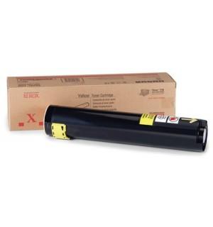 106R00655 Тонер-картридж желтый Phaser 7750 / EX7750 (22000 стр.)