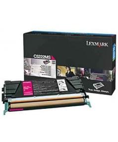 C5222MS Lexmark тонер картридж красный для C522/ C524 /C530/ C532/ C534 (3000 стр.)