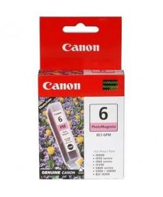 BCI-6PM [4710A002] Чер-ца к Canon BJC-8200; S560/ 800/ 820D/ 830D/ 900/ 9000; i905D/ 950/ 965/ 990/ 9100/ 9950; iP6000/ 8500 Photo-magenta