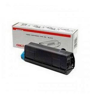 43459347/43459331 Тонер-картридж OKI голубой для C3300/3400/3450/3600 2500 стр. A4