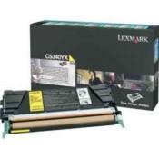 C5340YX Lexmark тонер картридж желтый по...