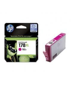 CB324HE HP 178XL Картридж Magenta для HP Photosmart C5383/ D5463/ C6383/ 6510/ 7510/ B8553/ B010b/ B109c/ B110a/ B209b/ B210b/ C309h/ C310b/ C410c/ B109g/ B110d/ CN216C/ CN255C/ CN503C/ CQ521C/ CN245C/ 7510/ Deskjet 3070A/4620 (8 мл. = 750 стр.)