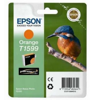 T1599 (C13T15994010) Картридж для Epson Stylus Photo R2000 Orange