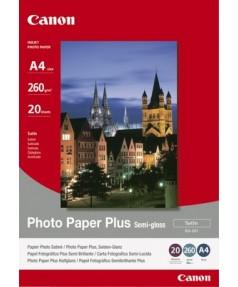 SG-201 [1686B015] 10х15 см Бумага Canon Photo Paper Plus SemiGloss, полуглянцевая, 260г/ м2 (50л.)