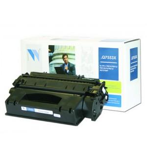 Q7553X Совместимый Картридж NV Print для HP LJ P2014/2015/ M2727nf (7000 стр.)