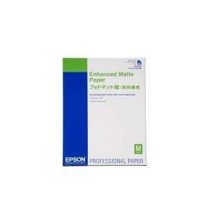 S042095 Бумага Epson ENHANCED MATTE PAPER, A2, 192 г/м2, толщина: 0,26 мм (25 л.)
