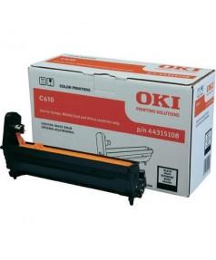 44315108 Фотобарабан черный  для принтеров ОКI С610 (20000 стр)