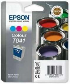 T041 / T041040 Картридж для Epson Stylus C62/ СX3200 Color (300стр.)