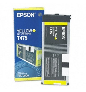 T475011 Картридж для Epson Stylus Pro 9500, Yellow