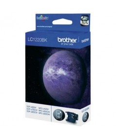 LC1220BK  Картридж Brother LC1220BK DCP-J525W/MFC-J430W/MFC-J825DW черный (Black), 300 стр. (5% заполнение)