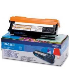 TN-325C Тонер-картридж Brother голубой для HL-4140/ 4150CDN/ 4570/ DCP-9055/ 9270/ MFC-9460/ 9465CDN/ 9970 (3500 стр.)