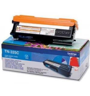 TN-325C Тонер картридж Brother голубой для HL-4140/ 4150CDN/ 4570/ DCP-9055/ 9270/ MFC-9460/ 9465CDN/ 9970 (3500 стр.)