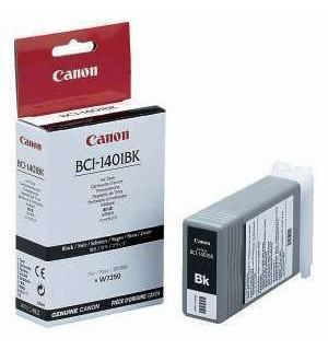 BCI-1401Bk (7568A001) Картридж для Canon BJ-W6400D, BJ-W7250 130мл.