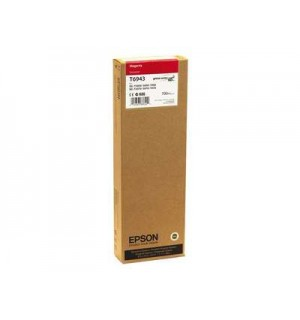 T6943 / T694300 XXL Картридж для Epson SureColor SC-T3000/ T5000/ T7000 ( 700 ml ) Magenta