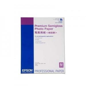 S042093 Бумага Epson Premium Semiglossy Photo Paper, A2, 251г/ м2 (25 л.)