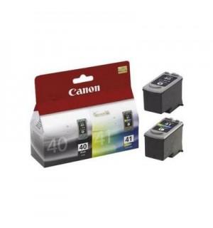 PG-40/CL-41 [0615B043] Набор картриджей для Pixma MP450/MP150/MP170/ iP2200/iP6210D/iP6220D