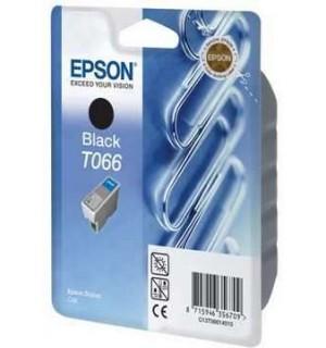 T066 / T066140 Картридж для Epson Stylus C48 черный (220стр.)