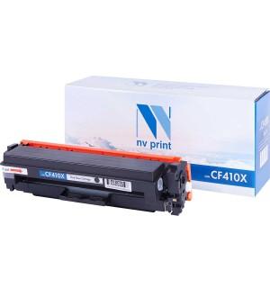 CF410X Картридж NV Print черный, совместимый (6500стр.)
