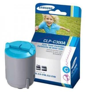 CLP-C300A Картридж Samsung к цветным принтерам CLP-300/ 300N/ CLX- 2160/ CLX-3160N/ 3160NF