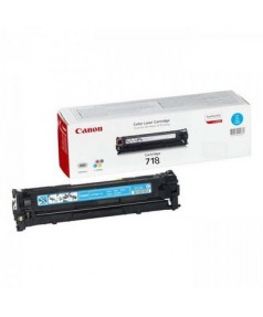 Canon Cartridge 718C [2661B002] Картридж для Canon LBP7200, MF8330/ 8350, DR-7550C/  9050 Cyan (2900с.)