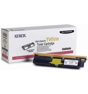 113R00694 Тонер-картридж к Xerox Phaser 6120/ 6115MFP. большой емкости. Hi Capacity (4500 стр.) Yellow