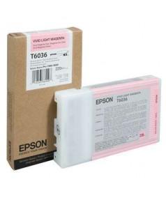 T6036 / T603600 Картридж для Epson Stylus Pro 7880/ 9880, Vivid Light-Magenta (220 мл.)