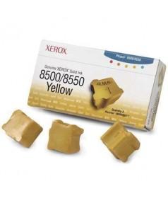 108R00671 Чернила для цветного Xerox Phaser 8500/ 8550 Yellow (3 по 1000 стр.)