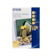 S041706 Бумага Epson Premium Glossy Photo Paper, 255 г/м2  (10х15см) 20л