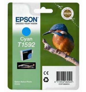 T1592 Картридж для Epson Stylus Photo R2000 Cyan
